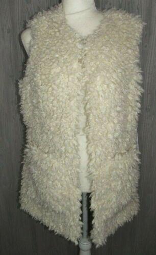 Faux Cream Size Xs Ugg Style 1098849 Color 250 Farrah Fur Nwt Vest 191142853668 q6w4C5