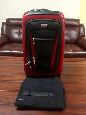 Tumi Ducati Limited Edition Evoluzione Quattroporte Wheeled Sm Carry On Luggage