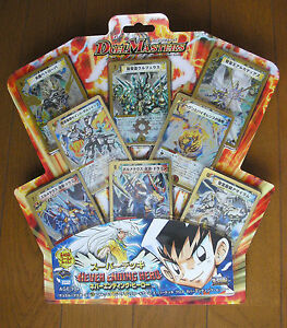 Duel-Masters-Card-Game-Super-Deck-Never-Ending-Hero-DMC-43-Sealed