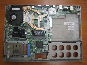 Dell Latitude D820 Motherboard 128MB dedicated Quadro NVS 110M YY703