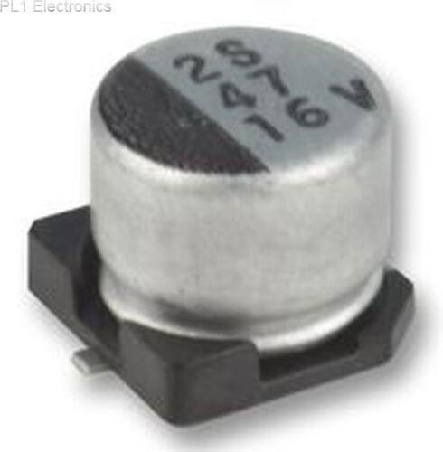 MULTICOMP MCESL6V3107M6.3X5.2 Condensateur,100UF 6.3V,6.3 X 5.2MM Prix Pour