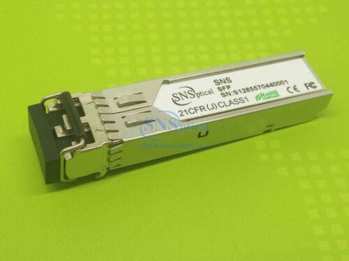 10 NEW Allied Telesis AT-SPSX Compatible 1000BASE-SX SFP Transceiver Module