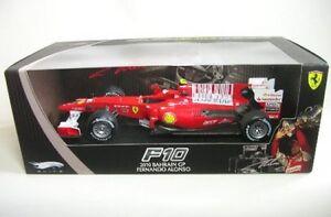 Ferrari F10 N°8 F.alonso Bahreïn Gp 2010