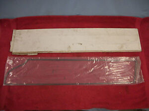 1965-67 Corvette Door Panel Race Track Moulding, RH, New