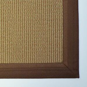 home dynamix pure floor mat area accent rug brown non skid backing 2 sizes ebay. Black Bedroom Furniture Sets. Home Design Ideas