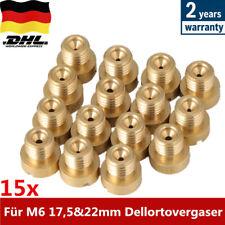 Gr/ö/ße 50-72 Hauptd/üsenset Maxtuned f/ür Dellorto Vergaser M6 Set 1