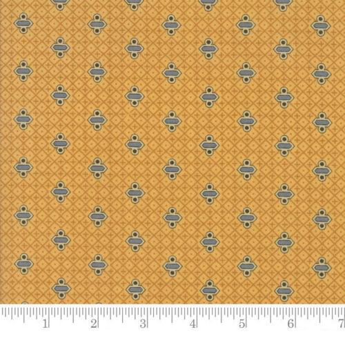 Moda Fabric Rachel Remembered Lyncoya Butter Yellow Per 1//4 Metre