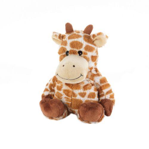 Warmies Giraffe Beheizbare Plüschtier Mikrowellengeiegnet Plüsch Spielzeug