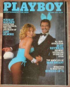OCTOBER-1979-PLAYBOY-MAGAZINE-BURT-REYNOLDS-URSULA-BUCHFELLNER-BUNNIES-OF-039-79