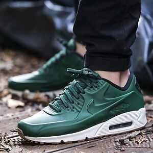 new styles ae2a9 6980f ... order image is loading nike air max 90 vt qs gorge green 8fb6e 16cc6