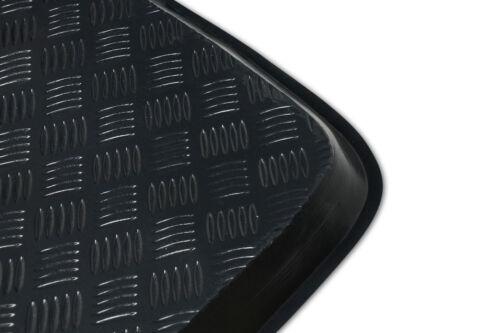 Kofferraumwanne für Mercedes C-Klasse W204 4 Türen 2007-14 ohne klappbare Sitze
