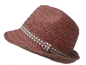 homme-chapeau-de-paille-naturelle-Trilby-deformable-protege-soleil-recolte