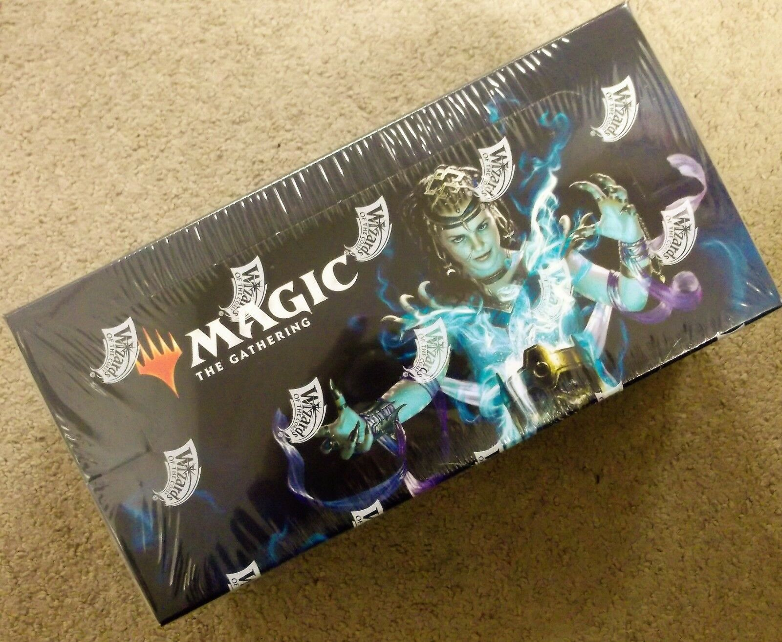 MAGIC THE GATHERING ULTIMATE ULTIMATE ULTIMATE MASTERS BOOSTER BOX SAME DAY PRIORITY SHIPPING fc9694