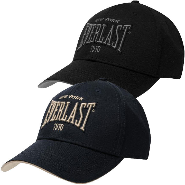 Everlast Classic Kappe Cap Basecap Schirmmütze Mütze Tenniscap Golfcap neu
