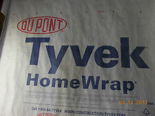 6ft. x 9ft.. DuPont Tyvek Homewrap  for Ground Sheet  or Tarp or Tent Footprint