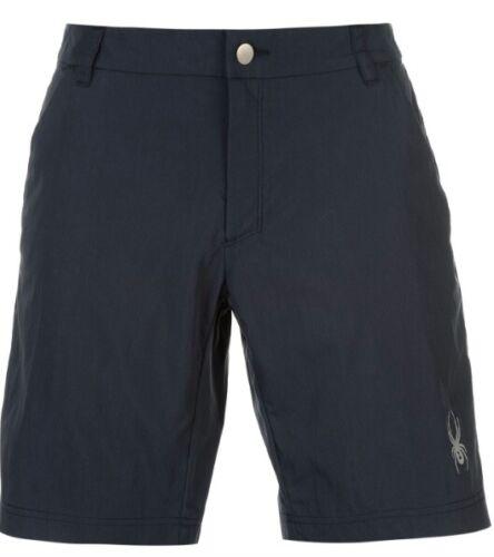 Spyder Ryder Messieurs Short Pantalon Court navy bleu taille M neuf avec étiquette