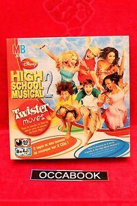Hasbro MB Jeux - Jeu de danse - Twister Moves High School Musical 2 - complet | eBay