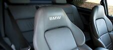 BMW Z3 Z4 M SPORT D M3 M5 M6 X5 320 330 520 530 leather SEAT DECAL Vinyl Sticker
