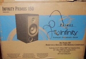 Image Is Loading Infinity Primus 150 Bookshelf 2 WAY High Definition