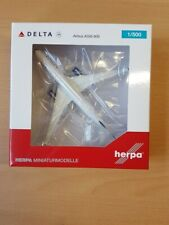 Herpa Wings 1:500  Airbus A350-900  Delta N505DN  530859-001  Modellairport500