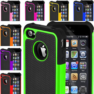 Shock-Proof-Builders-Defender-Rugged-Case-Cover-For-Apple-iPhone-8-7-6s-5-SE-XS