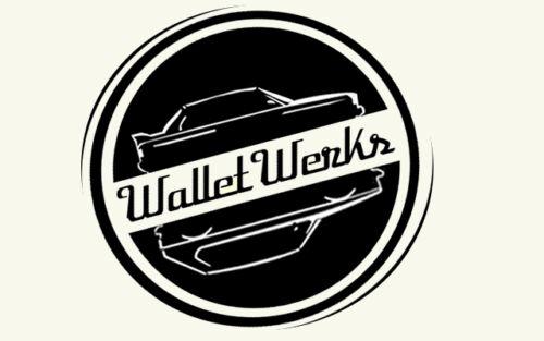 BMW UBERKHARO CREDITCARD LEATHER WALLET M3 7 X 5 E30 M3 3 E36 Mtech 6