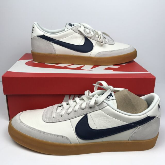 outlet store 397f9 f46b0 DS Nike J. Crew Mens Killshot 2 Sneakers Leather Suede Shoes 432997-107 Size