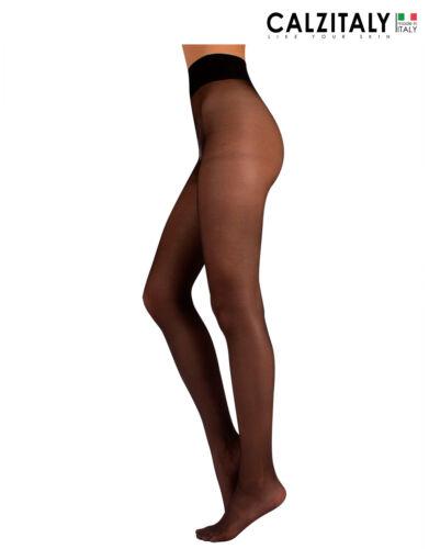 S-M-L-XL Collant Velato Donna Calze Trasparenti Effetto Tutto Nudo,20 DEN