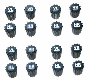 16er set reifenmarkierer radmerker neumáticos neumáticos de marca rotulador Marker