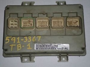 Image Is Loading 01 Town Country Caravan Body Control Module Bcm