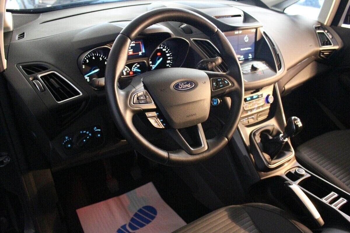 Ford C-MAX 1,0 SCTi 125 Titanium+