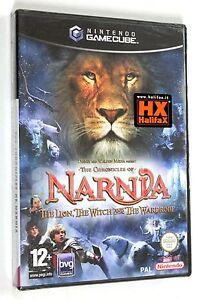 Gioco-Nintendo-Gamecube-NGC-THE-CHRONICLES-OF-NARNIA-2005-Buena-Vista-NUOVO