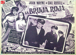 WAKE-OF-THE-RED-WITCH-JOHN-WAYNE-1948-OPTIONAL-SET-MEXICA