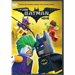 the lego batman movie dvd, 2017 new 883929590209 | ebay