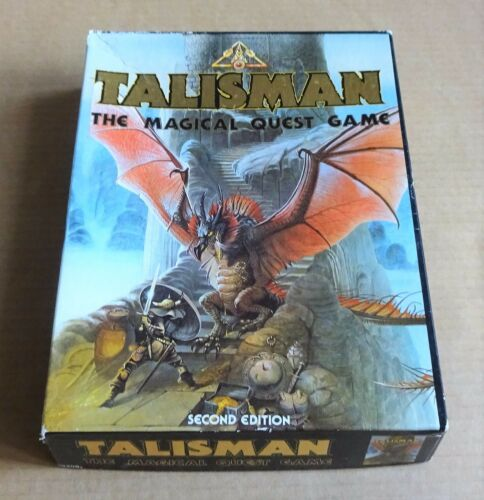 SELECTION OF REPLACEMENT SPARES FOR VINTAGE TALISMAN MAGICAL QUEST GAME  LOT 1