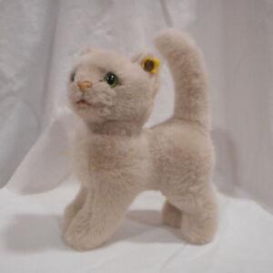 """Steiff Sulla 8"""" Standing Cat, EAN 2735/16"""