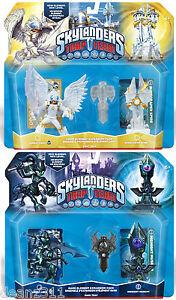 Skylanders-Trap-Team-LIGHT-DARK-ELEMENT-Expansion-Pack-KNIGHT-LIGHT-MARE-NEW