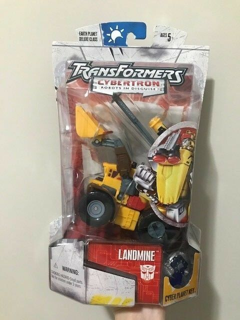 HASBRO Transformers 2005 Cybertron scellé Rare Collectibles - 6 Options que vous choisissez