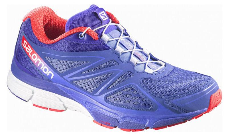 Running shoes Salomon  X-Scream 3D W, bluee Purple ,Ladies, EAN 0887850713782  incredible discounts
