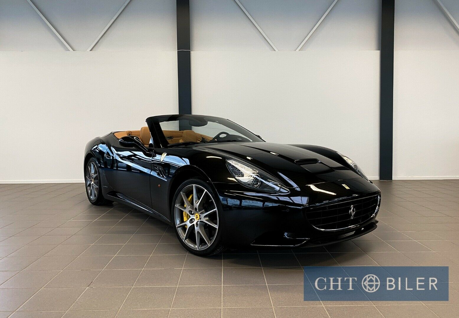 Ferrari California 4,3 F1 2d - 5.995 kr.