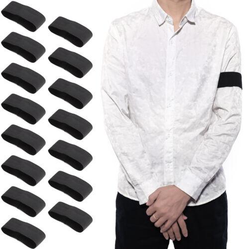15x Trauerband Trauerflor Seidenband Schleifenband Trauer Neu