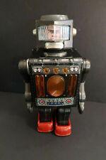 Horikawa Mr Hustler Robot Astronaut Version Battery Operated Japan 1970