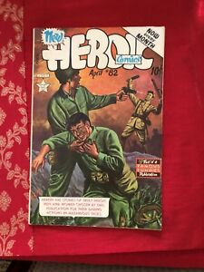 New Heroic Comics #66