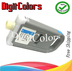 Compatible for Canon Printer iPF 8000s 9000s 8100 9100 PFI-701 Cyan Ink Cartg