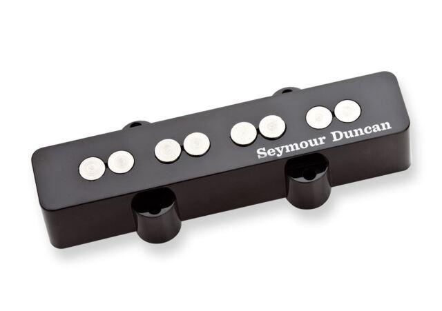 Seymour Duncan SJB-3B Quarter Pound Bridge Pickup for Jazz Bass Guitar