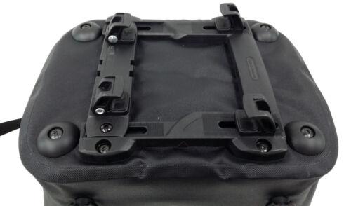 Ortlieb Imperméable Vélo Coffre Panier à serrure Sac F79203 M 15 L Noir//Gris