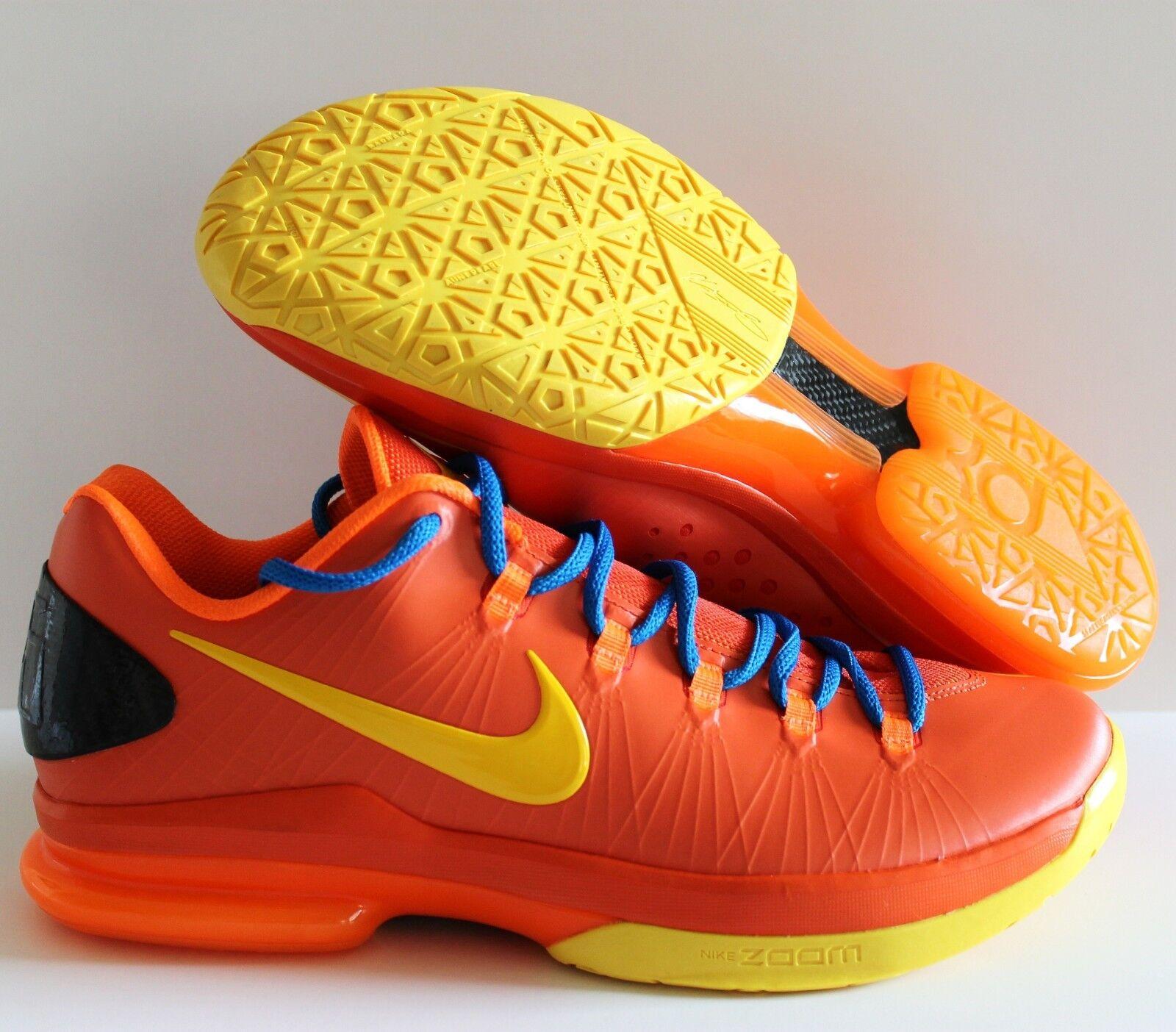 Nike männer kd kd kd / elite kevin durant team orange-tour gelbe sz 10 d416c8