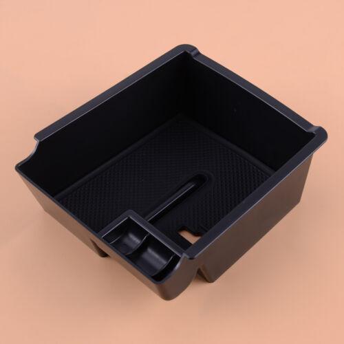 Center Console Armrest Storage Tray Box w// Mat Fit For VW Passat B8 2016 2017