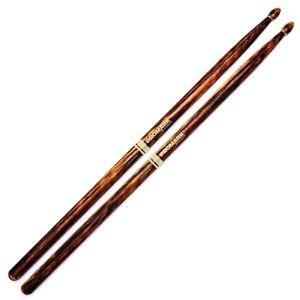 Promark-TX5AW-FG-FireGrain-5A-Drum-Sticks-Wooden-Tip
