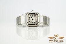 Cartier Santos Acciaio/Oro Orologio da polso Watch